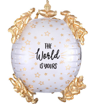 Balon Bubble 22' Baby Boy