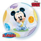Balon Bubble 22' Mickey Mouse Baby