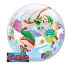 "Balon Bubble 22"" Wesołe Elfy"
