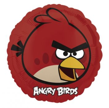 Balon Foliowy 18' Angry Birds - Red Bird