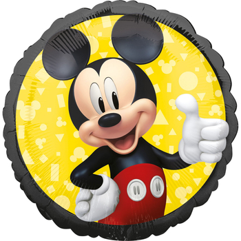 "Balon foliowy 17"" Mickey Mouse Forever"
