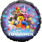 Balon foliowy 18' Lego - Let's build together