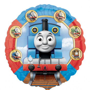 "Balon foliowy 18"" Thomas and Friends"