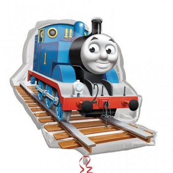 "Balon foliowy 28"" Thomas Tank Engine"
