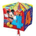 "Balon foliowy CUBEZ 15' Mickey Mouse cyfra ""4"""