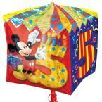 "Balon foliowy CUBEZ 15' Mickey Mouse cyfra ""5"""