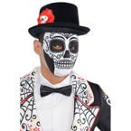 "Maska ""Czaszka - Day of the Dead"" PVC"